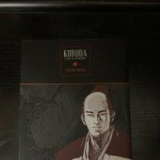 Cómics: KURODA Y LAS 36 ESTRATEGIAS Nº 2 (DE 6), DE HIROSHI HIRATA. Lote 290591013