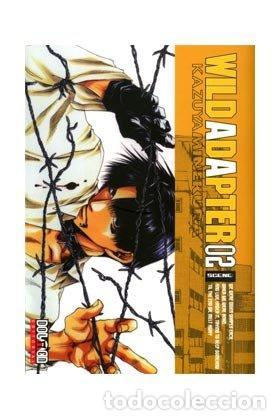 WILD ADAPTER 02 (SEMINUEVO) (Tebeos y Comics - Manga)