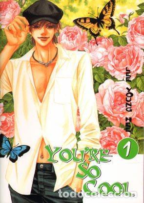 YOU'RE SO COOL 01 (SEMINUEVO) (Tebeos y Comics - Manga)