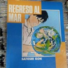 Comics: REGRESO AL MAR. MANGA PLANETA. Lote 294068433