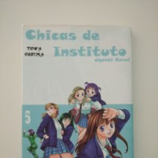 Cómics: CHICAS DE INSTITUTO N° 5 OTAKU MANGA. Lote 296631853