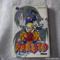 Cómics: NARUTO 7. EDICIÓ EN CATALÀ - MASASHI KISHIMOTO - GLÉNAT - 2006. Lote 296635298