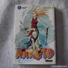 Cómics: NARUTO 6. EDICIÓ EN CATALÀ - MASASHI KISHIMOTO - GLÉNAT - 2006. Lote 296635558