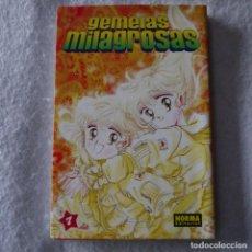 Cómics: GEMELAS MILAGROSAS 7 - NAMI AKIMOTO - NORMA EDITORIAL - 2005. Lote 296636383