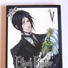 Cómics: BLACK BUTLER - VOLUMEN 5 - COMIC MANGA. Lote 296763593