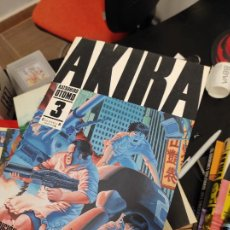 Cómics: AKIRA TOMO Nº 3 - KATSUHIRO OTOMO -. Lote 296895378