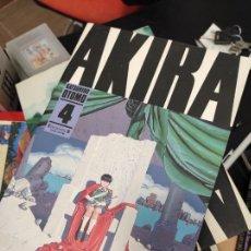 Cómics: AKIRA TOMO Nº 4 - KATSUHIRO OTOMO -. Lote 296895413