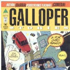 Cómics: COMICS GALLOPER STORIES. Lote 3814476