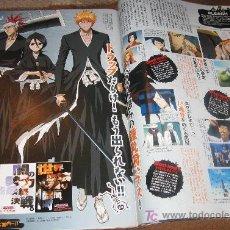 Cómics: BLEACH CLAMP GUNDAM ANIME MANGA ANIME SHOJO JAPON HENTAI YAOI CLAMP RECORTITOS. Lote 6912812