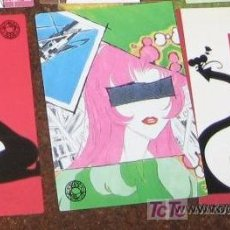 Cómics: UTENA SAILOR MOON SHOJO ANIME MANGA HENTAI YAOI CARDS. Lote 6455619