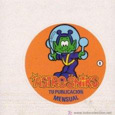 Cómics: PEGATINA DE ASTRONIKS. EDITORIAL BRUGUERA.. Lote 10645114