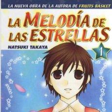 Cómics - POSTAL PUBLICITARIA - LA MELODIA DE LAS ESTRELLAS - NATSUKI TAKAYA- NORMA EDITORIAL - 15236544