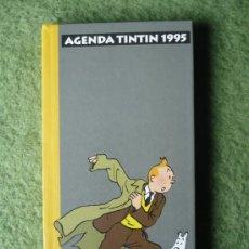 Cómics: AGENDA TINTIN 1995 - NORMA EDITORIAL. Lote 18810399