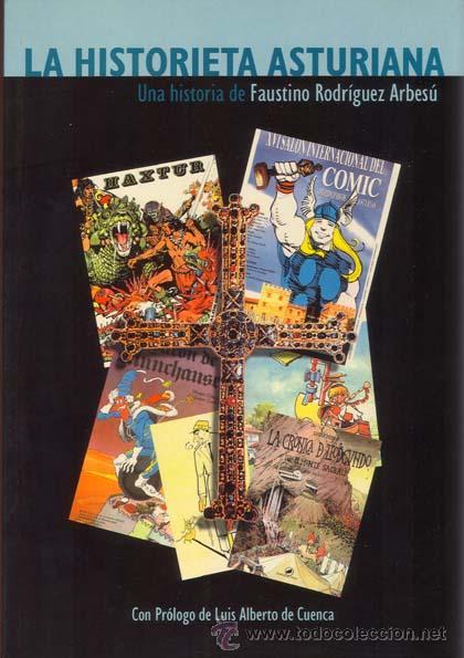 LA HISTORIETA ASTURIANA (ALFONSO IGLESIAS, ADOLFO A. BUYLLA, HERMANOS DE LA FUENTE, ETC.) (Tebeos y Comics - Comics Merchandising)
