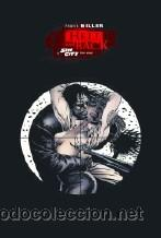 POSTER. TO HELL AND BACK. FRANK MILLER. (Tebeos y Comics - Comics Merchandising)