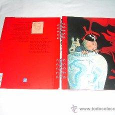 Cómics: AGENDA DIARY DE LUJO 2007 TINTIN. HERGE. EDITIONS MOULINSART. BILINGÜE FRANCES INGLES. Lote 36851136
