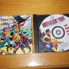 Cómics: ROBERTO ALCAZAR EN EL SONIDO DEL COMIC: CURIOSISIMO CD + 2 REGALOS. Lote 27218406
