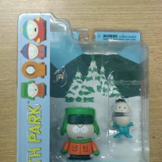 Cómics: SOUTH PARK SERIES 2 - KYLE CON GORRA BLISTER (MEZCO) . Lote 28714427