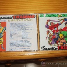 Cómics: CD DE EL CAPITAN TRUENO EN EL SONIDO DEL COMIC.. Lote 31868976
