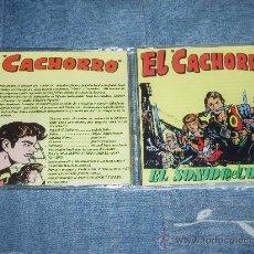 Cómics: CD DE EL CACHORRO EN EL SONIDO DEL COMIC.. Lote 31699343