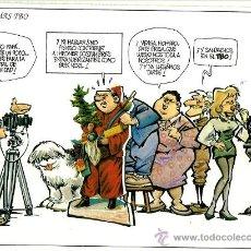 Cómics: POSTAL NAVIDAD TBO AÑO 1988 SEMPERE NAVARRO. EDICIONES B. Lote 32124739