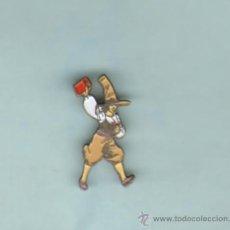 Cómics: TEBEOS-COMICS GOYO - PIN - EL TREMENDO TOBI - METALICO - RARISIMO *BB99. Lote 32595315
