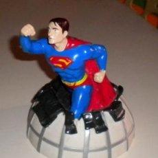 Cómics: SUPERMAN - HUCHA ( LE FALTA EL TAPÓN INFERIOR ). Lote 34109921