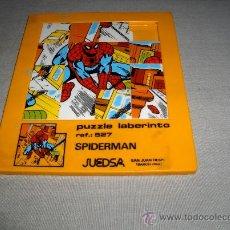 Cómics: SPIDERMAN PUZZLE 20X17 CMS. JUEDSA. Y MUY DIFÍCIL!!!!!!!!!!!!. Lote 35823150