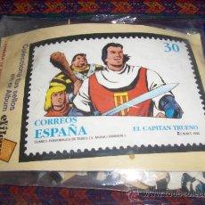 Cómics: PUZZLE CAPITÁN TRUENO Y CARPANTA CON DOS REGALOS. DIFÍCILES!!!!!!!!!!. Lote 38866960