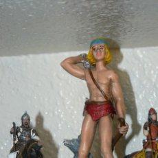 Cómics: TEBEOS-COMICS GOYO - FIGURA DE RESINA - PIEL DE LOBO - GAGO - OFERTA *UU99. Lote 39570530