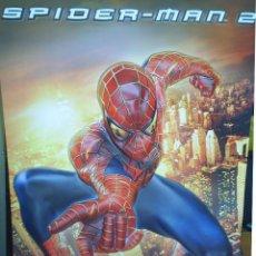 Cómics: POSTER SPIDERMAN 2 EN RELIEVE 1 X 1'70. Lote 41326122