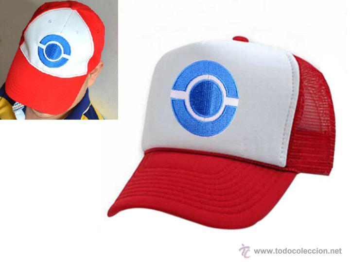 b837e4d1f5400 Gorra pokémon ash ketchum - Sold through Direct Sale - 42233536