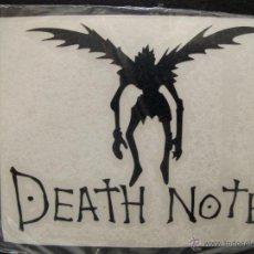 Cómics: DEATH NOTE RYUK PEGATINA VINILO MANGA. Lote 44057255