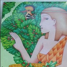 Cómics - postal comic coleccion: el hombre que ... sevilla 1983 miguel calatayud nj.c - 44855840