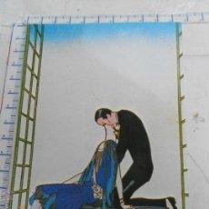 Cómics - postal comic coleccion: el beso de tito star 52 1983 nj.c - 44884924