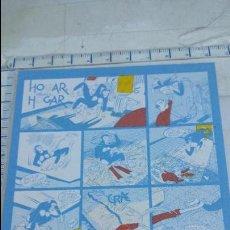 Cómics - postal comic coleccion: hogar dulce hogar de cifre 1983 muy bueno nj.c - 44951200