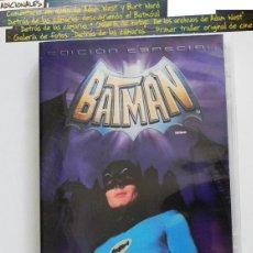 Cómics: BATMAN DVD EDICIÓN ESPECIAL - PELÍCULA PERSONAJE DE CÓMIC CATWOMAN ENIGMA JOKER EXTRAS PRIMER TRAILE. Lote 45671808