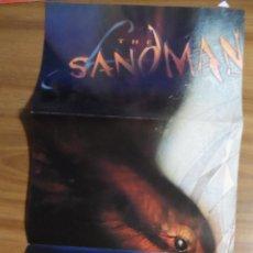 Cómics: PÓSTER PROMOCIONAL DE SANDMAN.. Lote 46215913