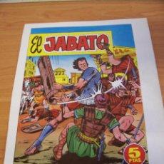 Cómics: EL JABATO.. Lote 46217974
