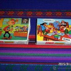 Cómics: PUZZLE DETERGENTE BONUX NºS 4 Y 5 ZIPI Y ZAPE Y BOTONES SACARINO. BRUGUERA. RAROS.. Lote 47469998
