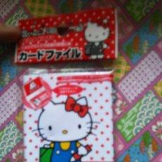 Comics : HELLO KITTY WAWAI JAPAN SANRIO TARJETERO. Lote 49241283