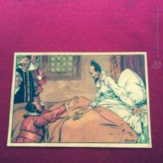 Cómics: ANTIGUO CROMO DON QUIJOTE DE LA MANCHA (LIBRERÍA BALMES) SEVILLA. Lote 49843502