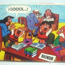 Cómics: PUZZLE DETERGENTE BONUX - ZIPI ZAPE Nº5 - BRUGUERA - OBSEQUIO - PUZLE ¡¡¡COMPLETO¡¡¡ AÑOS 70S. Lote 51243800