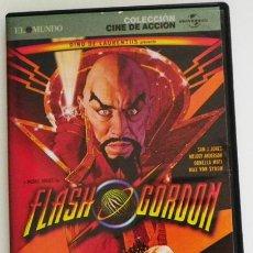 Cómics: FLASH GORDON DVD PELÍCULA CIENCIA FICCIÓN CÓMIC ORNELLA MUTI VON SYDOW JONES DALTON MÚSICA DE QUEEN. Lote 78974573