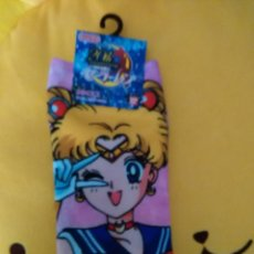 Cómics: SAILOR MOON CALCETINES 22-24 CM . Lote 52146306