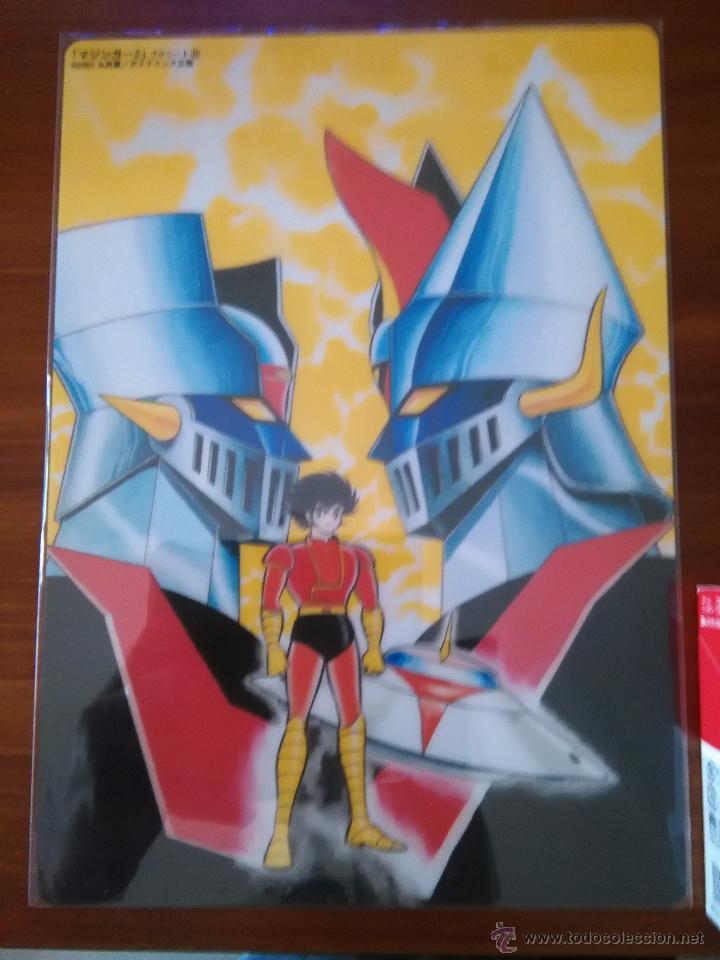 SHITAJIKI MAZINGER GREAT MAZINGER MAZINKAISER MANGA ANIME BY RECORTITOS (Tebeos y Comics - Comics Merchandising)