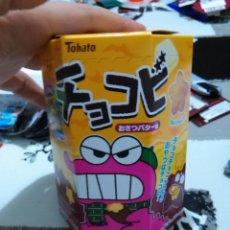 Cómics: CHOCOBI SHIN CHAN CAJA VACIA EDICION BONIATO. Lote 139014253