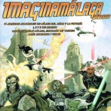 Cómics: IMAGINAMALAGA 2008.JORNADAS CULTURALES DE MÁLAGA DEL CÓMIC Y LA FANTASÍA.. Lote 53343779