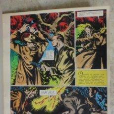 Cómics: PAGINA ORIGINAL ENRIC BADIA ROMERO AÑO 1944 COMIC ART PAGE. Lote 54065919