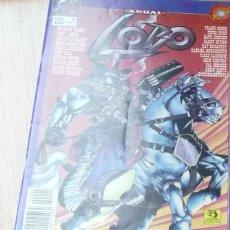 Cómics: LOBO ANUAL Nº1 EDICIONES ZINCO. Lote 54207476